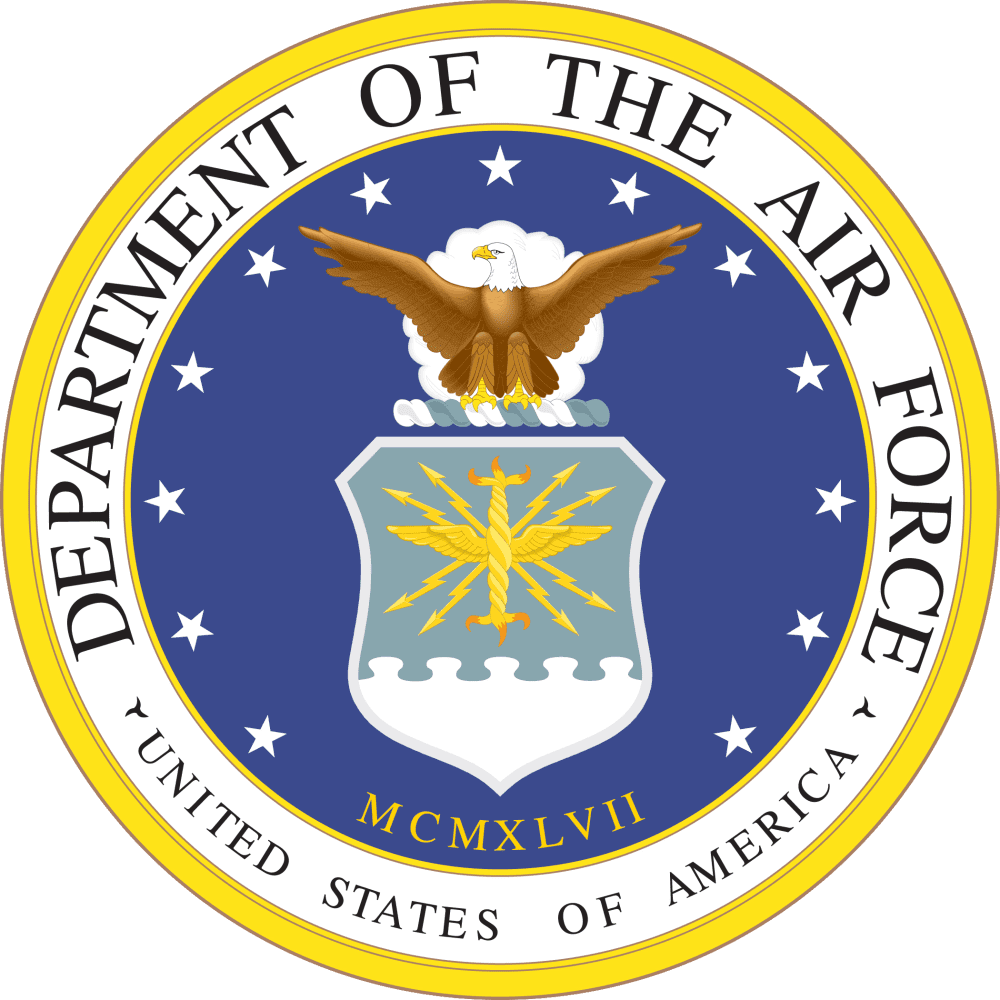Air Force Seal Logo